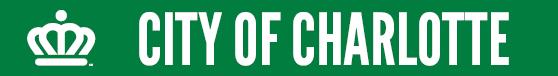 City of Charlotte Banner