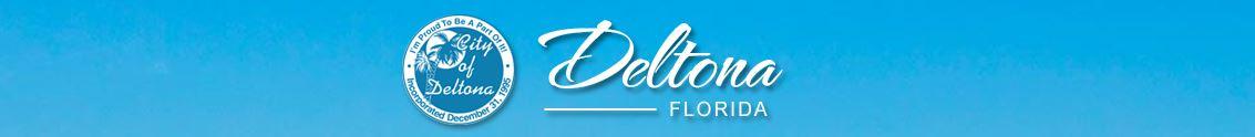 Deltona banner