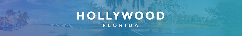Hollywood FL banner