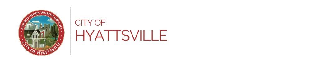 City of Hyattsville header
