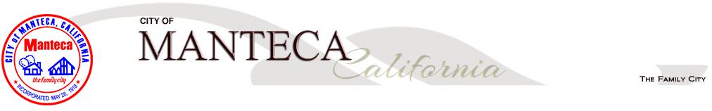 Manteca CA banner