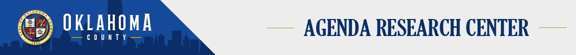 Oklahoma County logo
